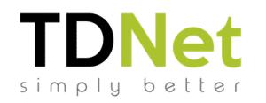 TDNet logo