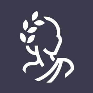Grey Athena logo