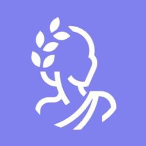 Purple Athena logo