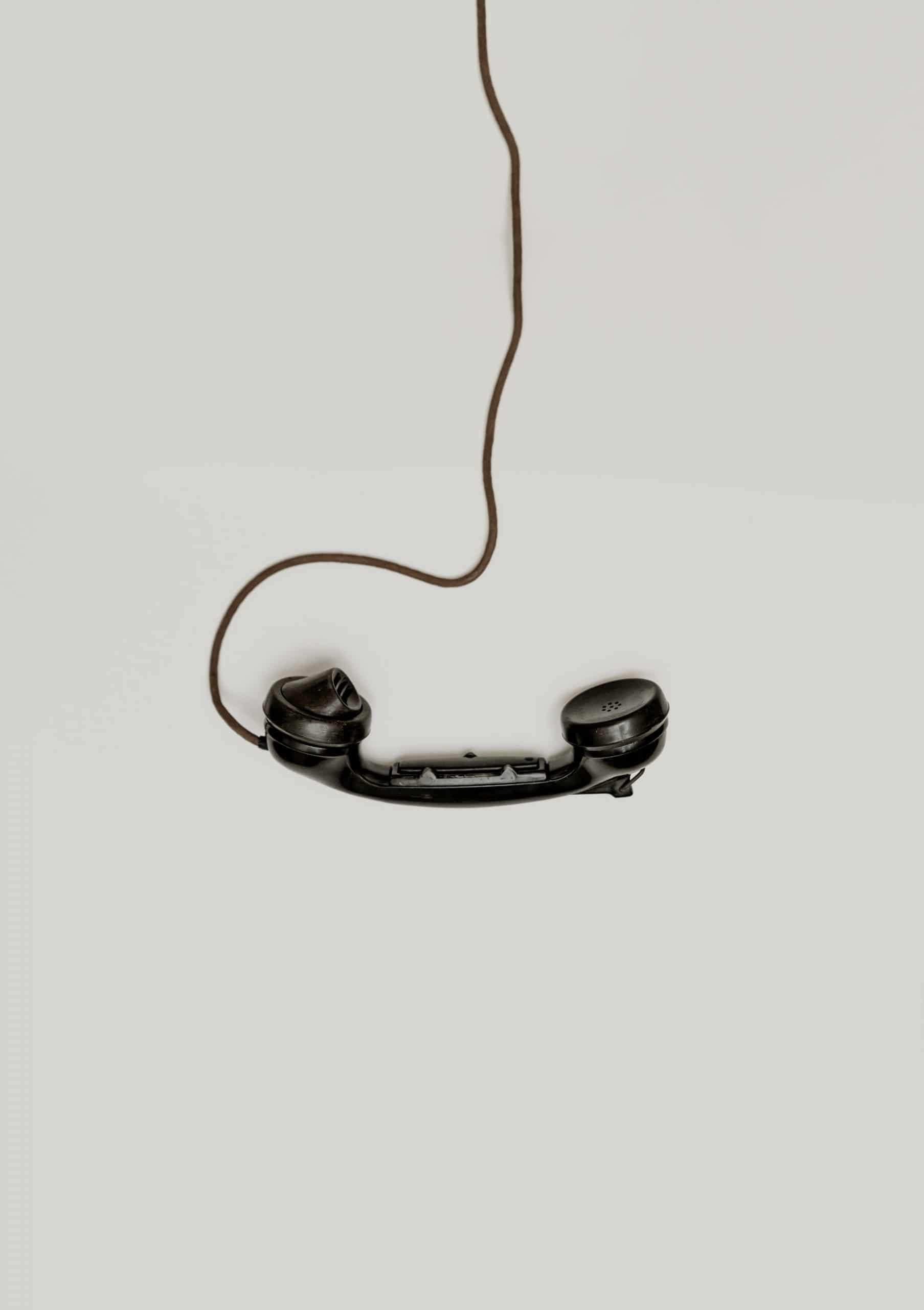 telephone on cord